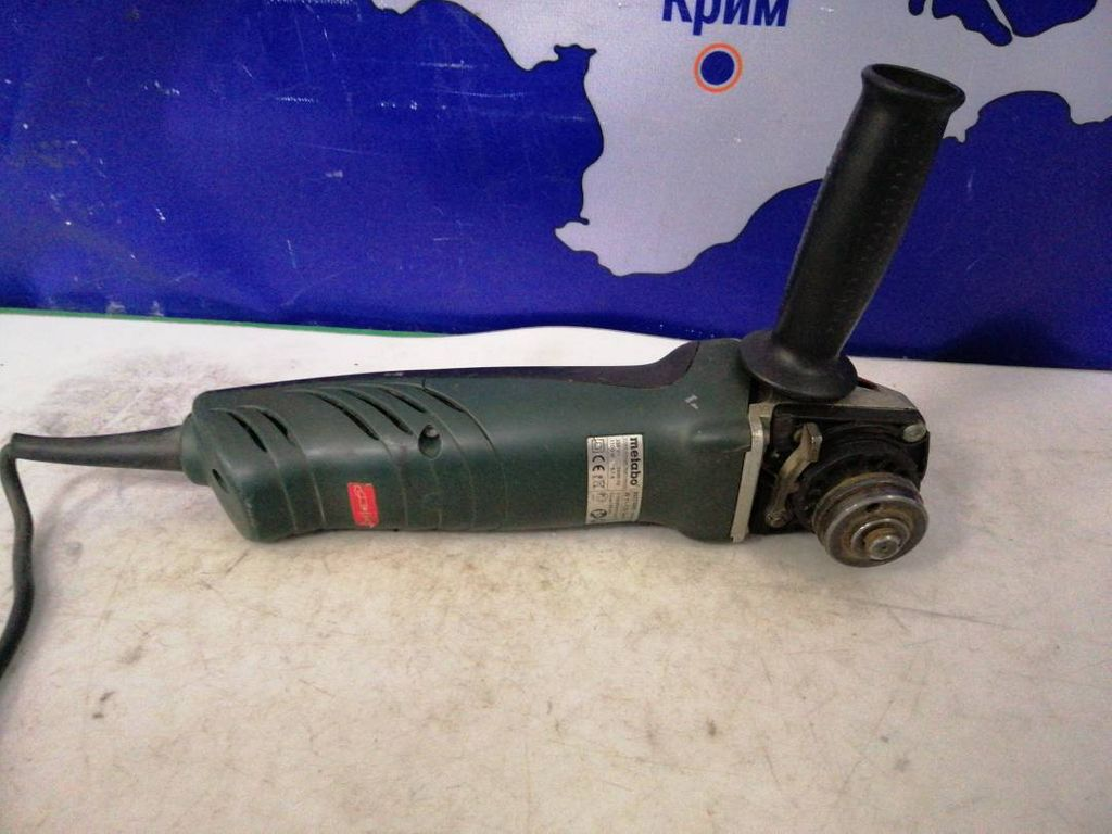 Metabo W 11-125 Quick (603623000)
