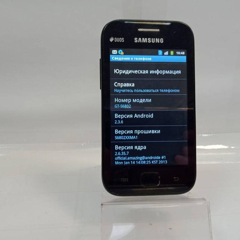 Samsung s6802 galaxy ace duos