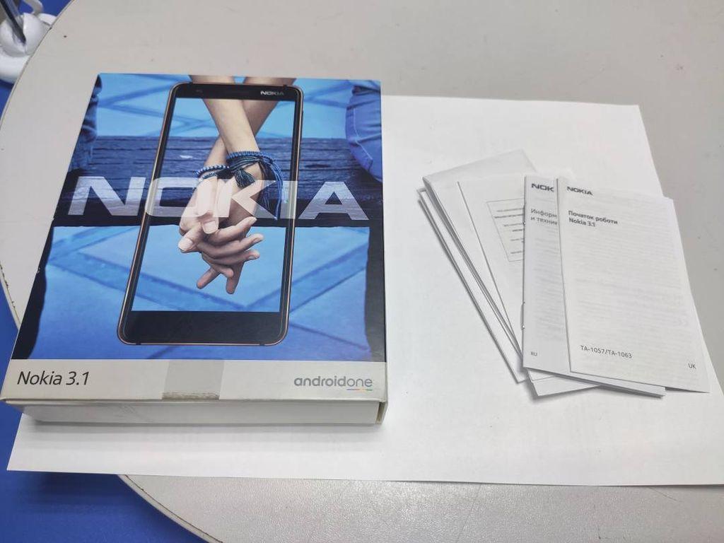 Nokia _3.1 ta-1063 2/16gb