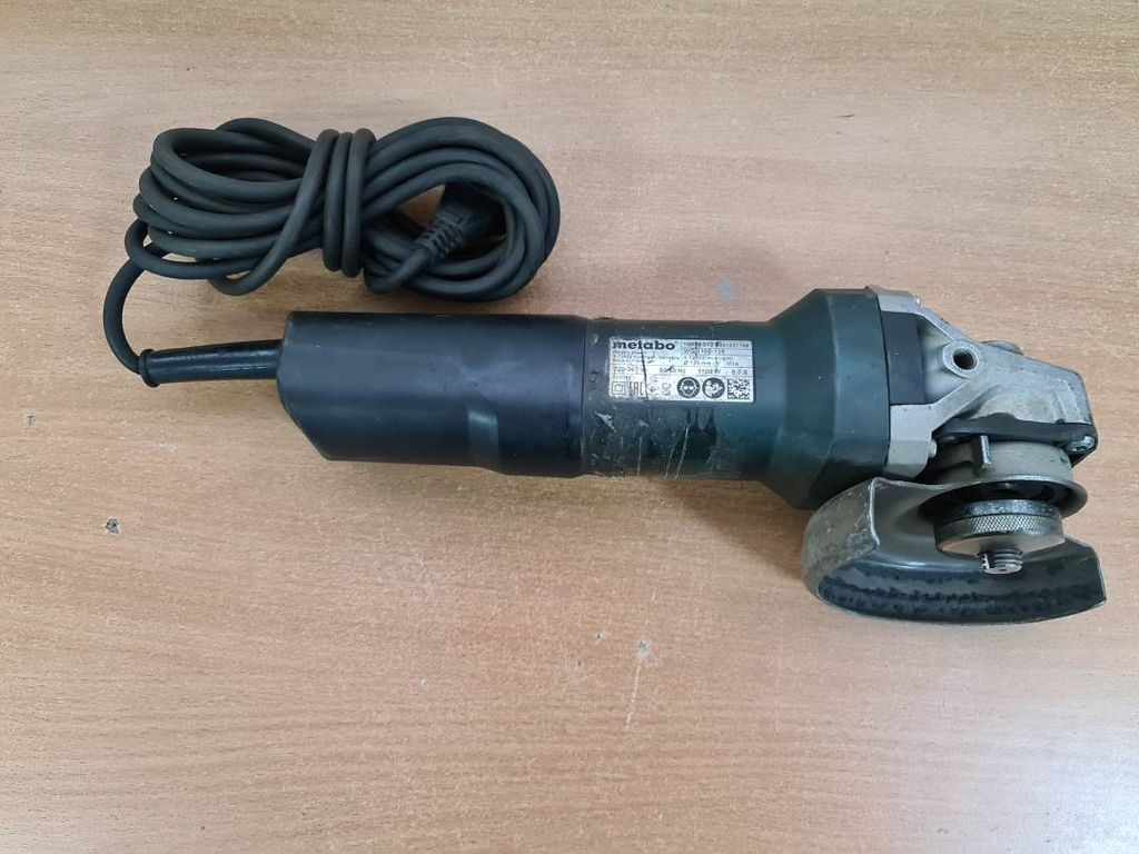Metabo W 1100-125 (603614010)
