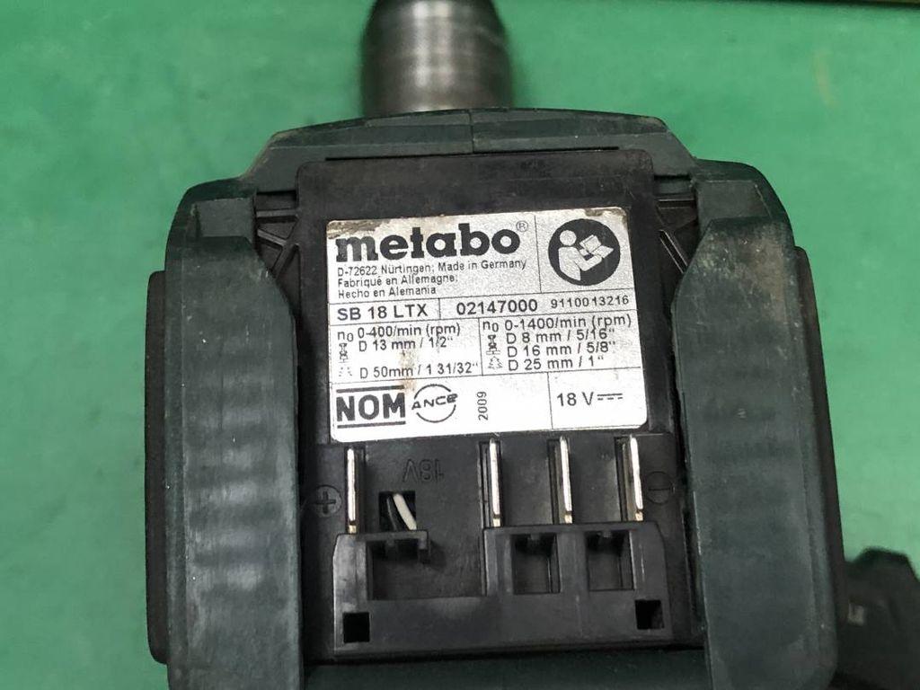 Metabo Combo Set 2.1.11 SB 18 LT BL + SSD 18 LTX 200 BL (685124000)