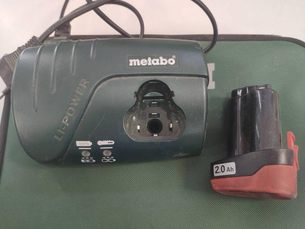 Metabo PowerMaxx BS Basic + BitBox (690954000)