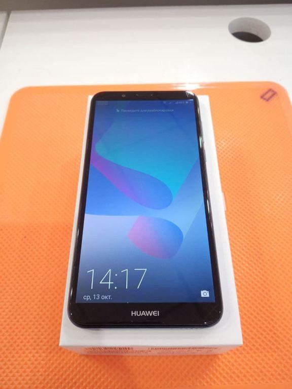 HUAWEI Y7 Prime 2018 3/32GB Blue (51092JHB)