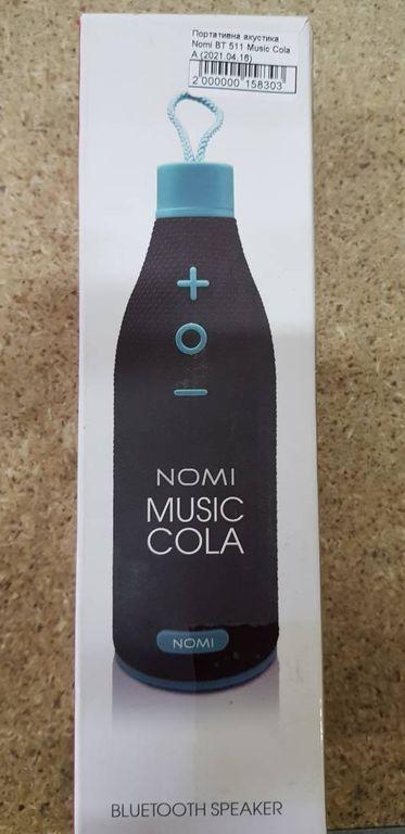 Nomi bt 511 music cola