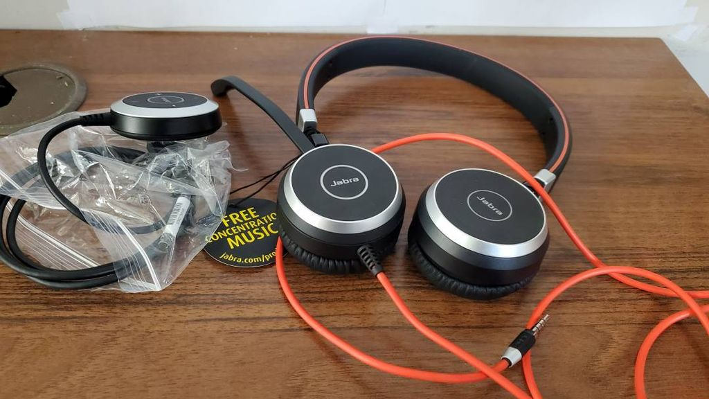 JABRA Evolve 40 MS Stereo (6399-823-109)