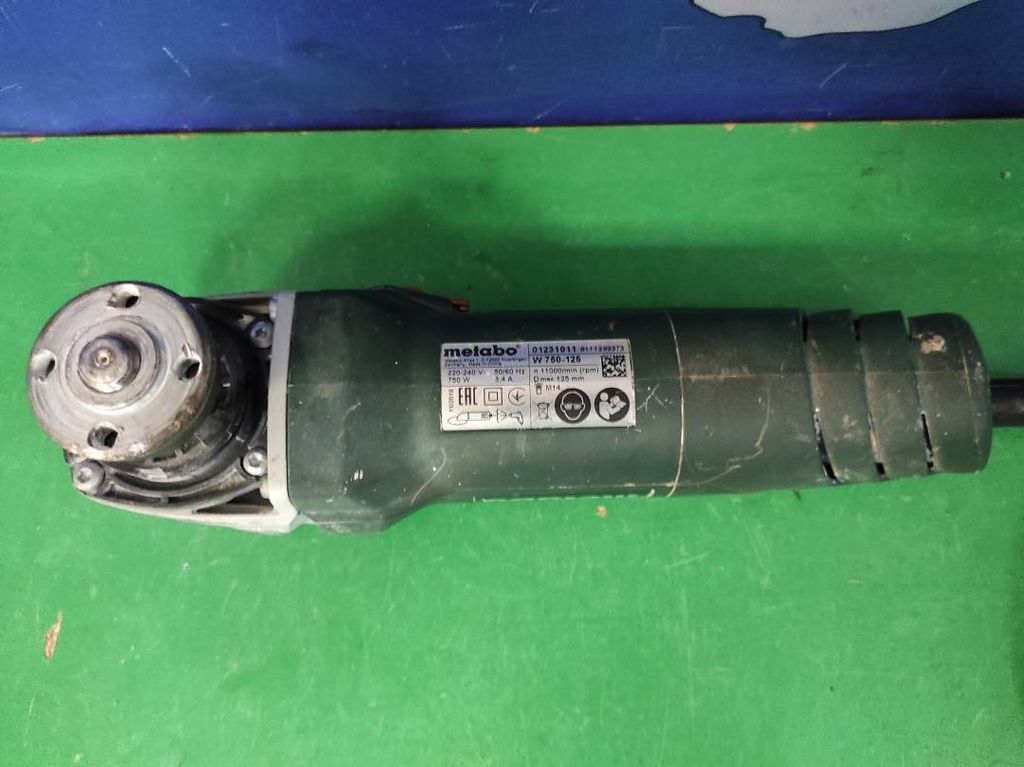 Metabo W 750-125 (603605010)