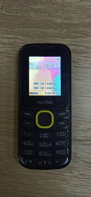 Nomi i184 (Black-Yellow)