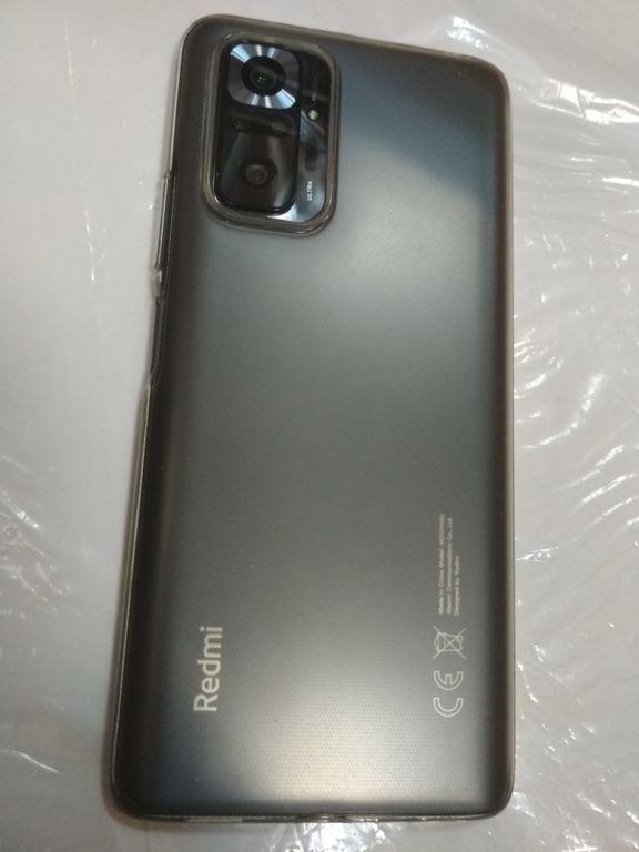 Xiaomi Redmi Note 10 Pro 6/64GB Onyx Gray