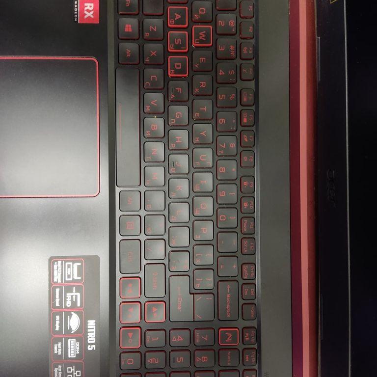 Acer Nitro 5 AN515-43-R1QT Black (NH.Q5YAA.004)