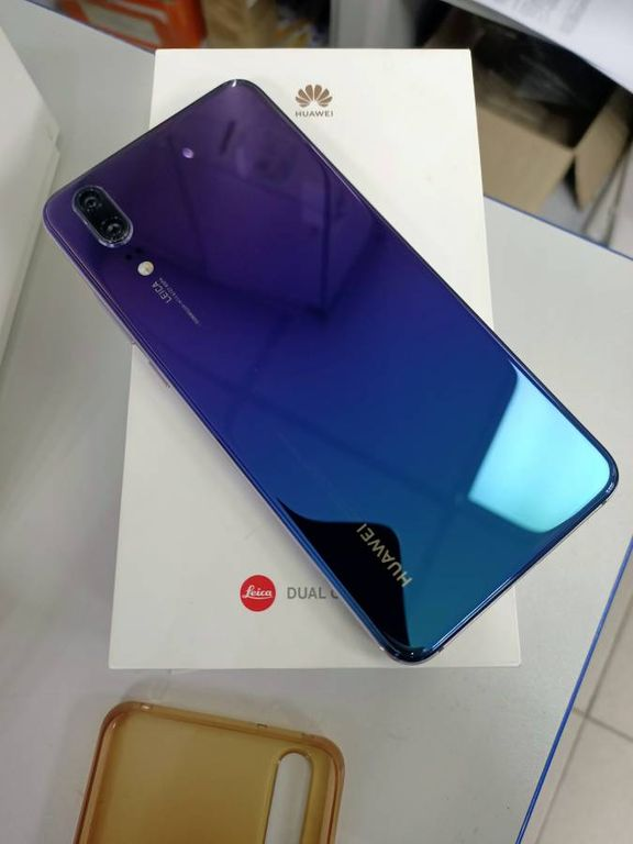 Huawei p20 eml-l29 4/128gb