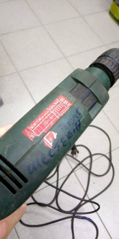 Metabo BE 650 (600360930)