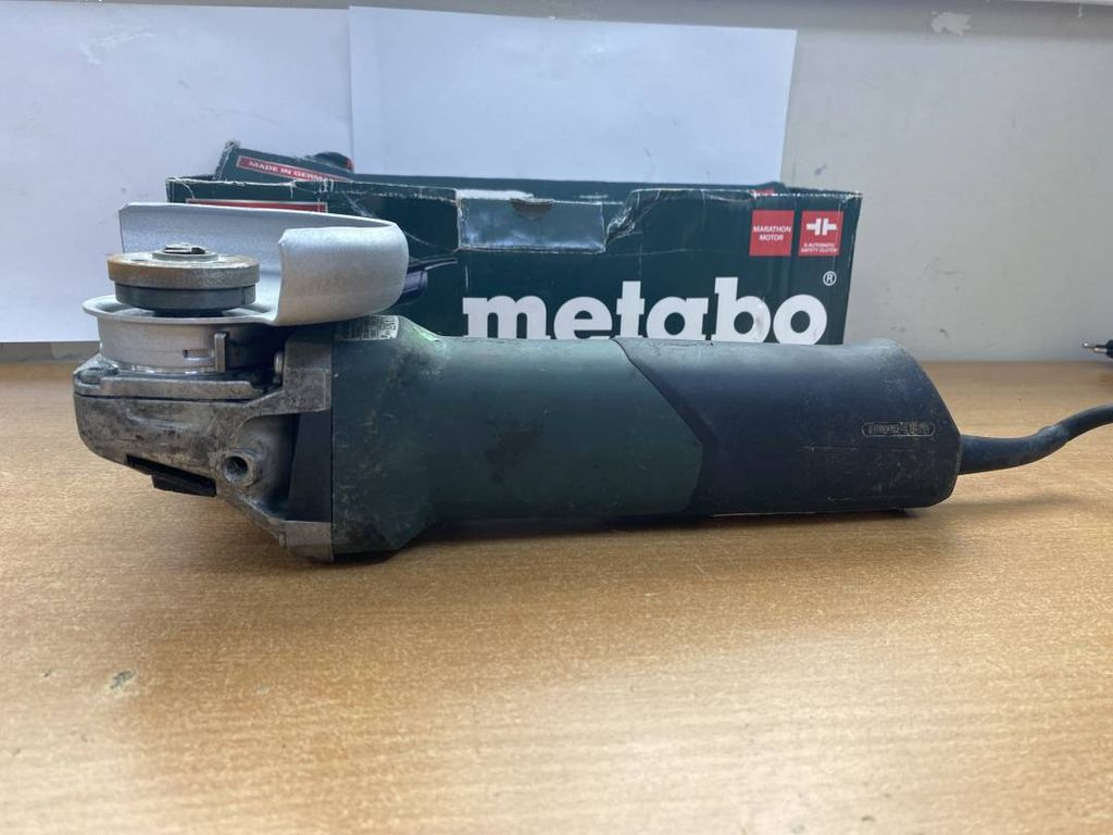 Metabo W 12-125 Quick (600398000)