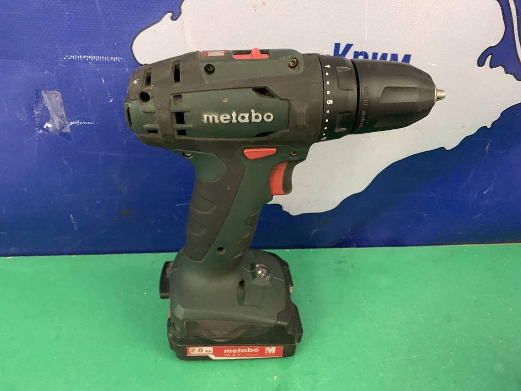 Metabo BS 14.4 LT Impuls (602100510)