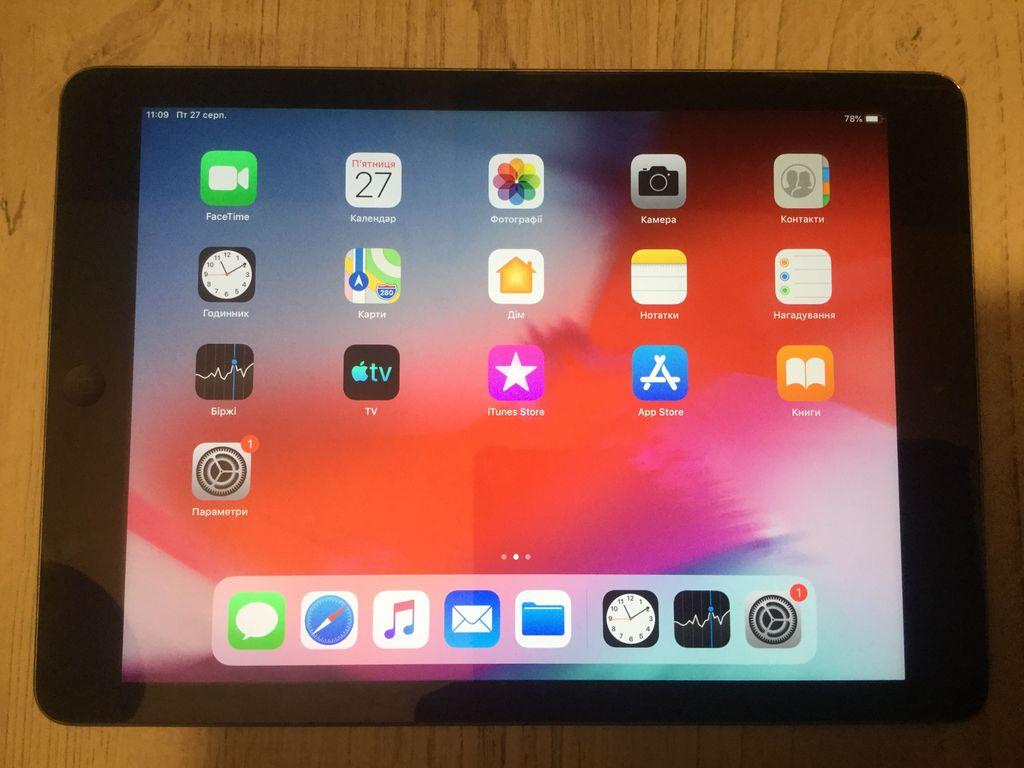 Apple ipad air 1 wifi a1474 16gb