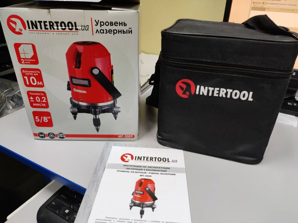Intertool MT-3009