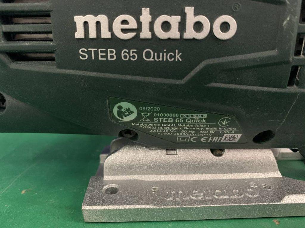 Metabo steb 65 quick 601030000
