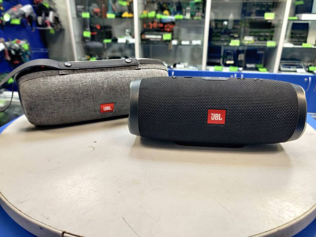 JBL Charge 3 Red (CHARGE3RED)