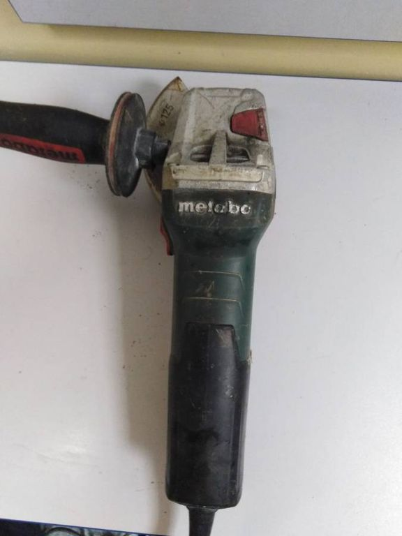 Metabo W 9-125 (600376010)