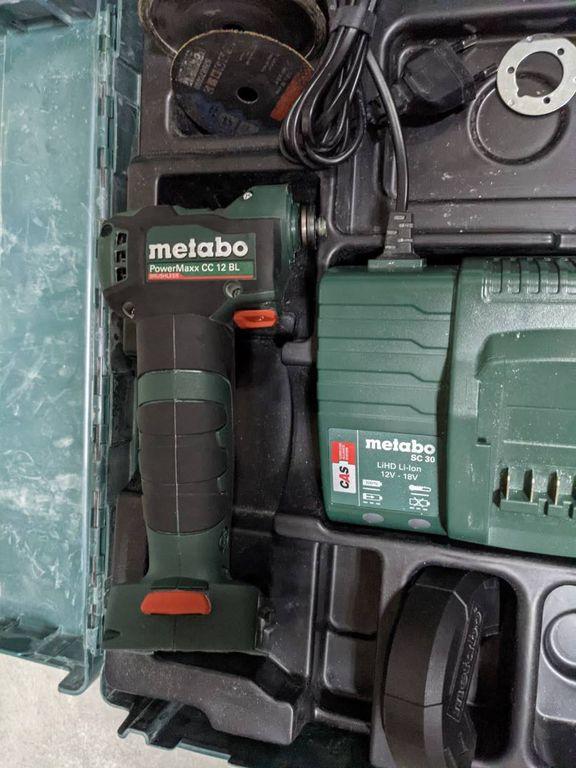 Metabo PowerMaxx CC 12 BL