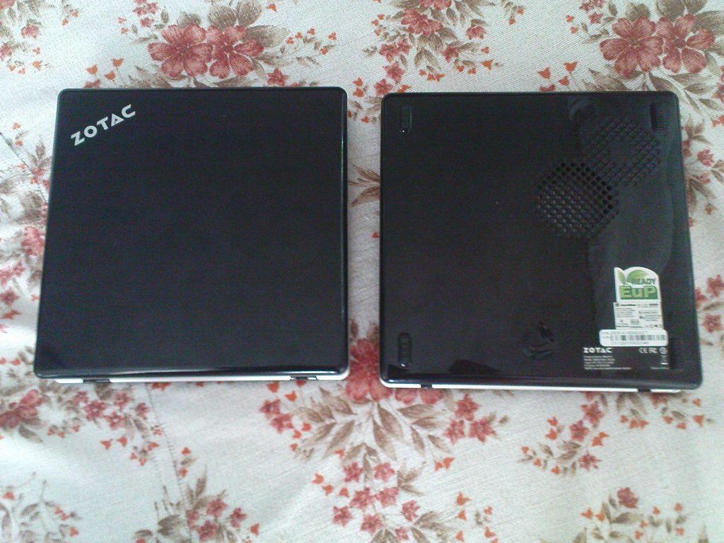 Zotac ZBOX-ID41 plus