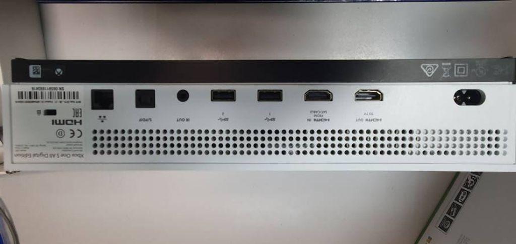 Xbox360 one s 1000gb