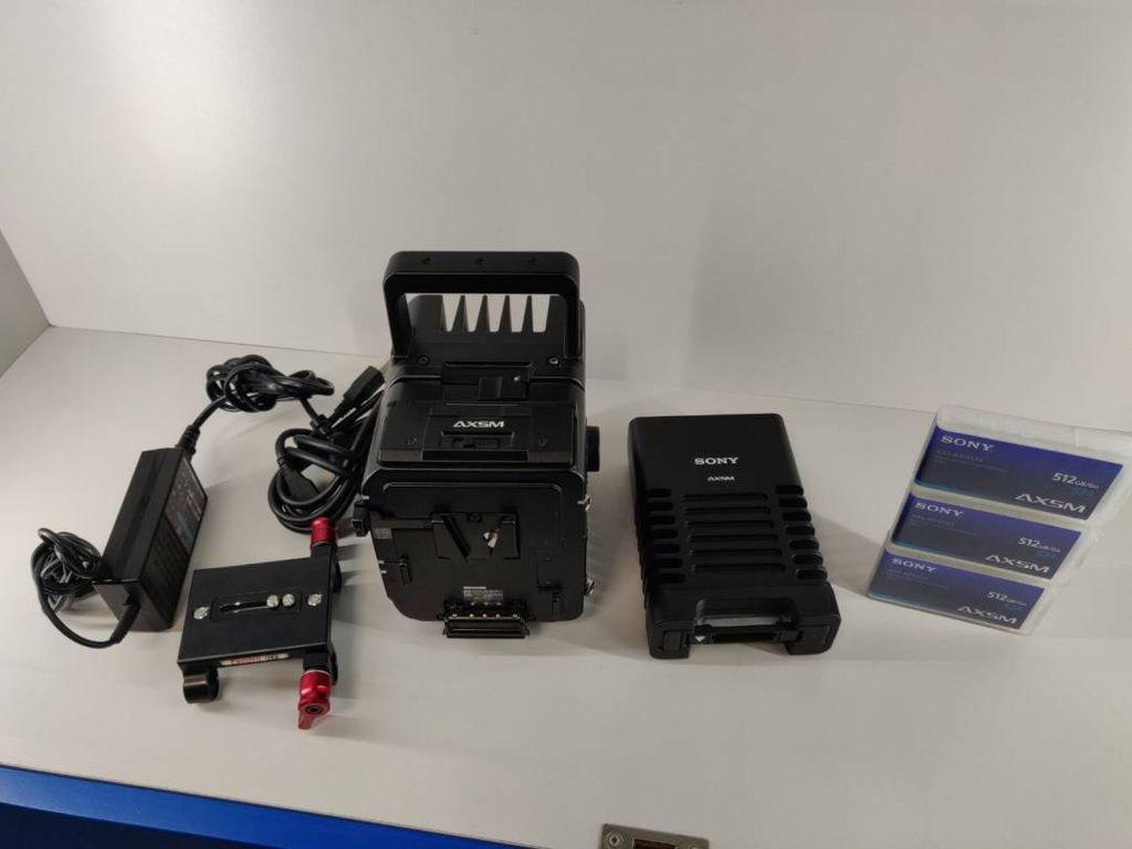 Sony axs-r5+hxr-ifr5+ axs-cr1+3 карти axs-a51