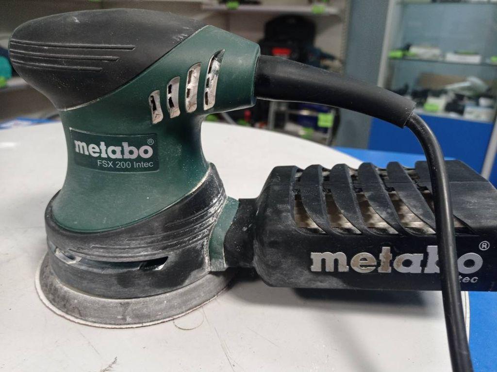 Metabo FSX 200 Intec (609225500)