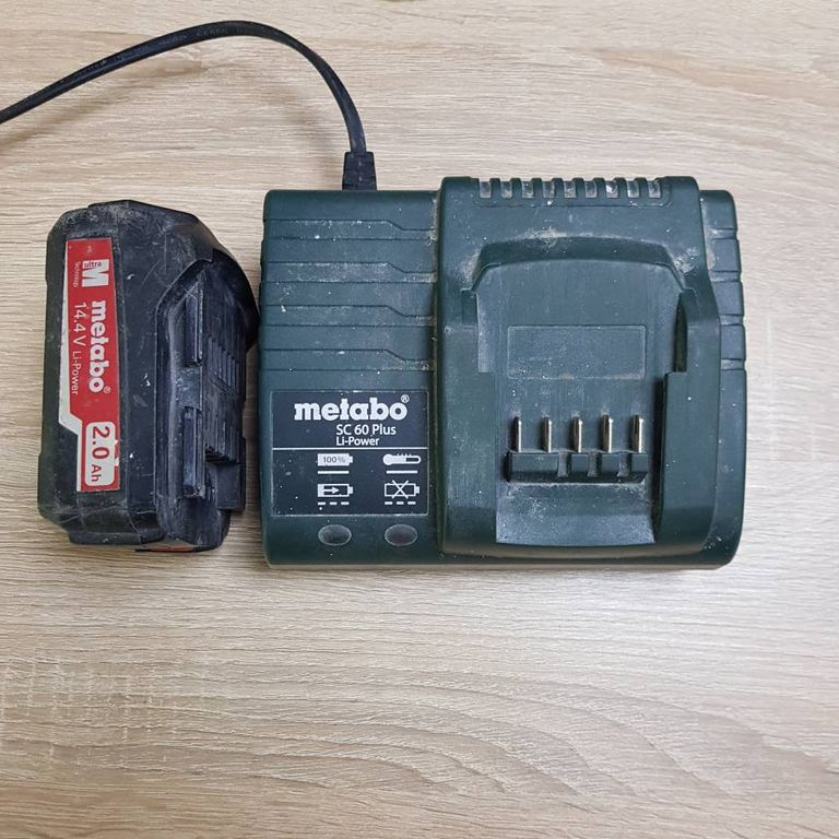 Metabo BS 14.4 Li (602105570)