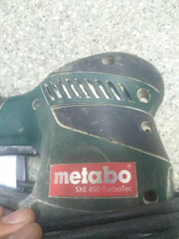 Metabo SXE 450 TurboTec (600129000)