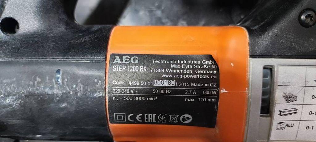 AEG STEP 1200 BX (4935412819)