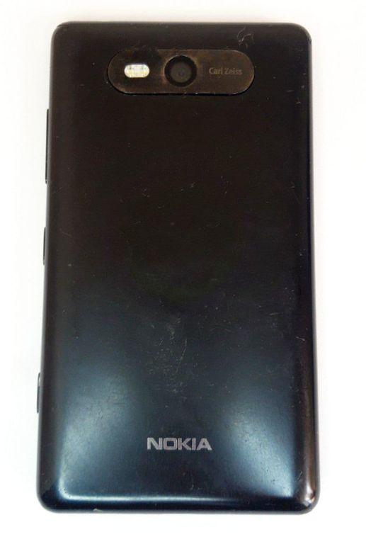 Nokia Lumia 820.1 Black