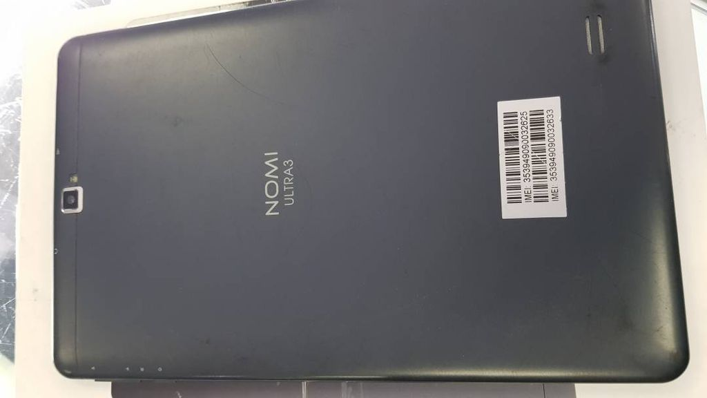 Nomi C101012 Ultra3 10 3G 16GB Dark-Blue