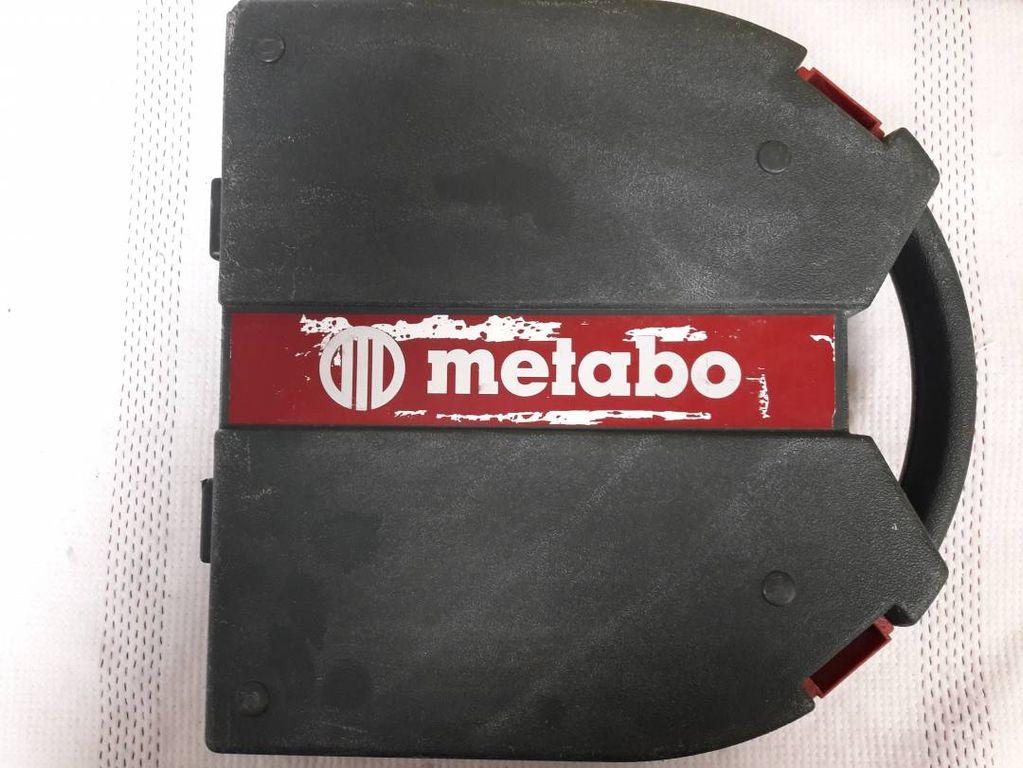 Metabo power grip 4.8v