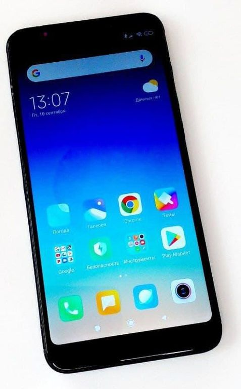 Xiaomi Redmi 5 Plus 4/64GB Black