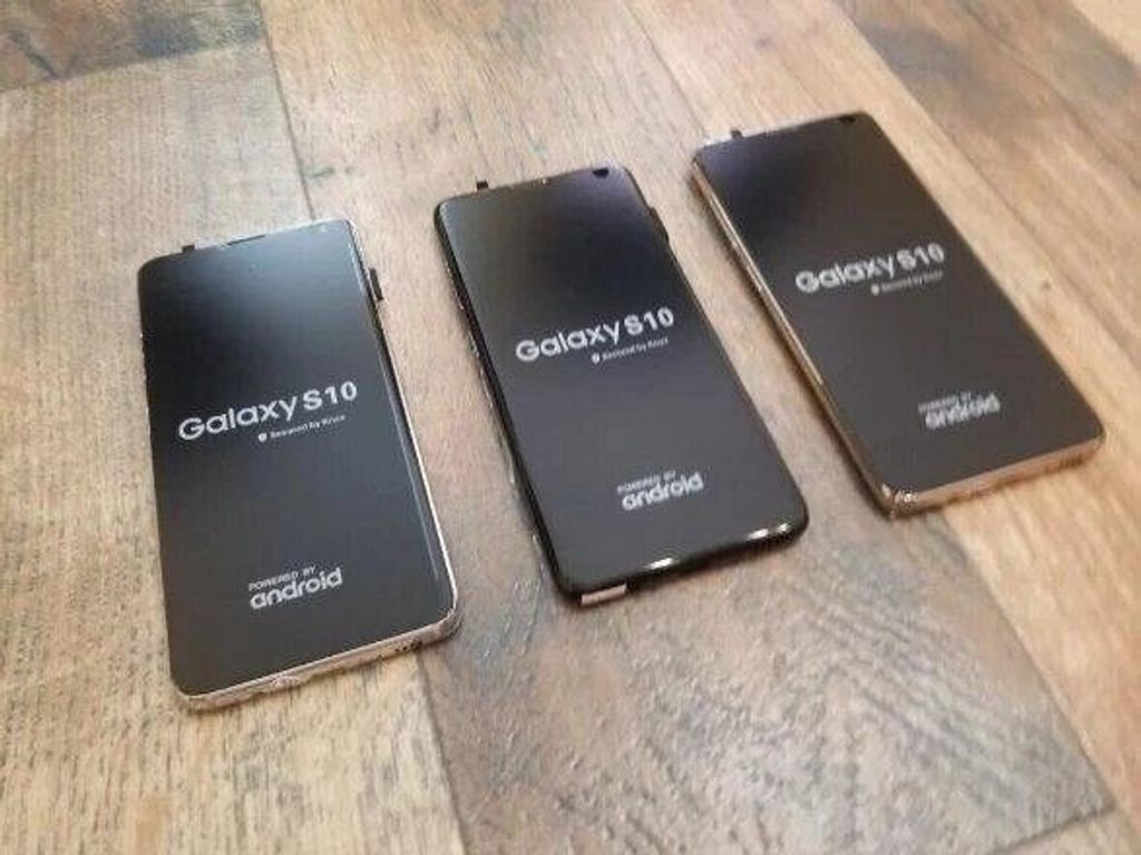 Samsung Galaxy S10+ SM-G975 SS 128GB Green