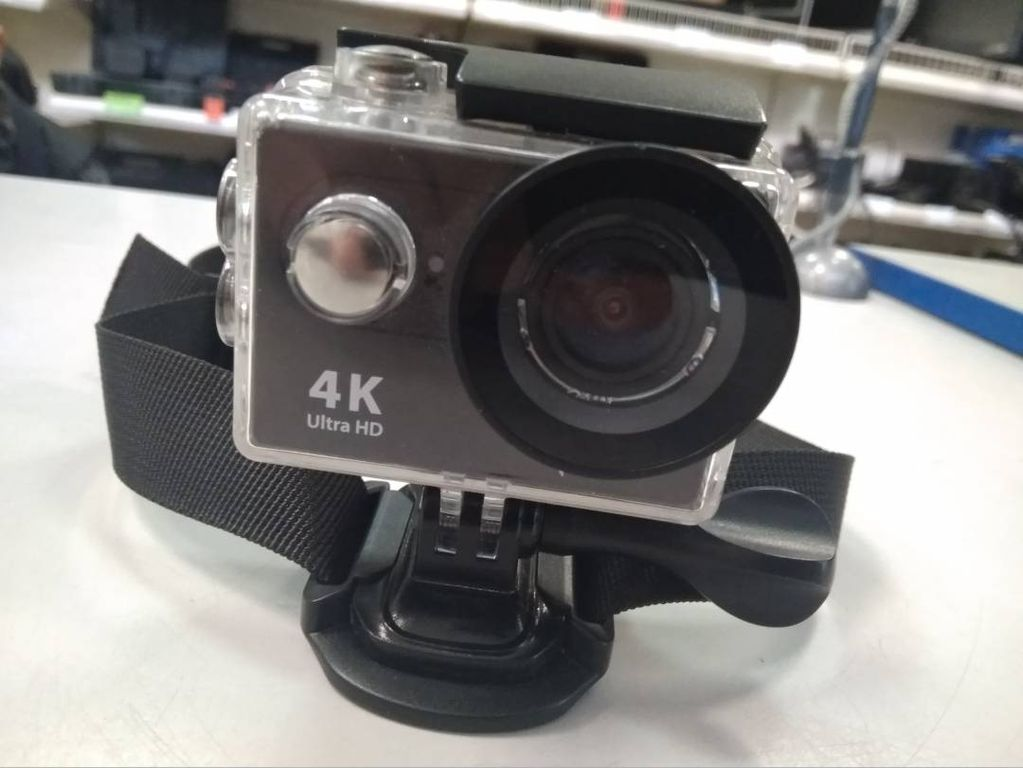AIRON ProCam 4K Black (4822356754450)